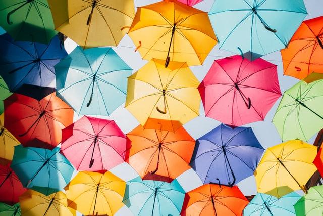 アウトドア 傘
